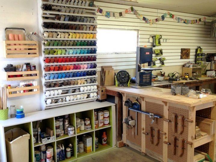 organizacion del garaje 7