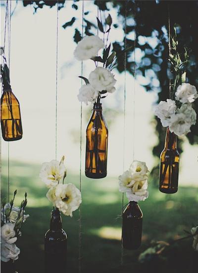 Proyectos de Bricolaje para Hacer con Botellas de Vino
