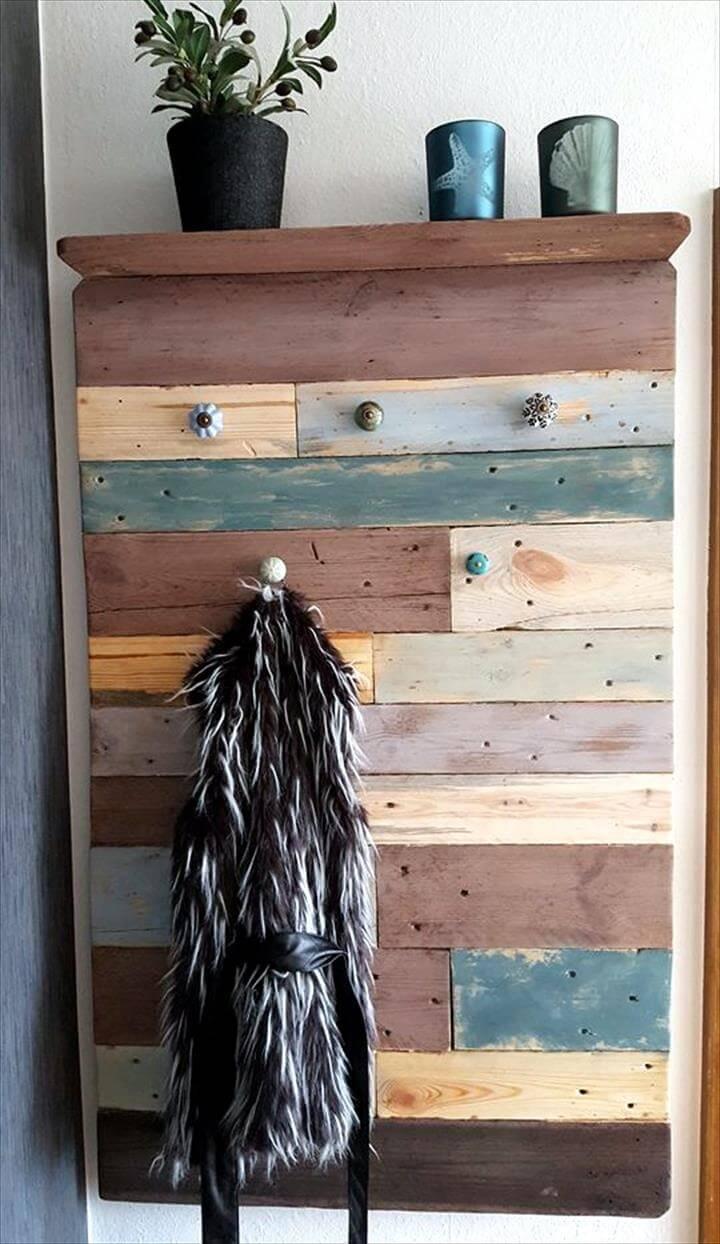 Impresionantes Proyectos de Paletas DIY para su Hogar