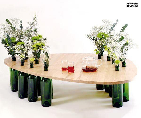 Creativas Ideas para Reciclar Botellas de Vidrio que Amarás Tener en tu Hogar