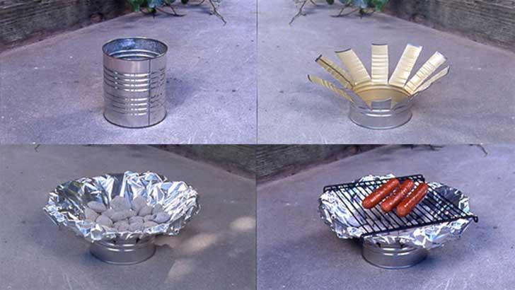 reutilizar las latas de aluminio 15