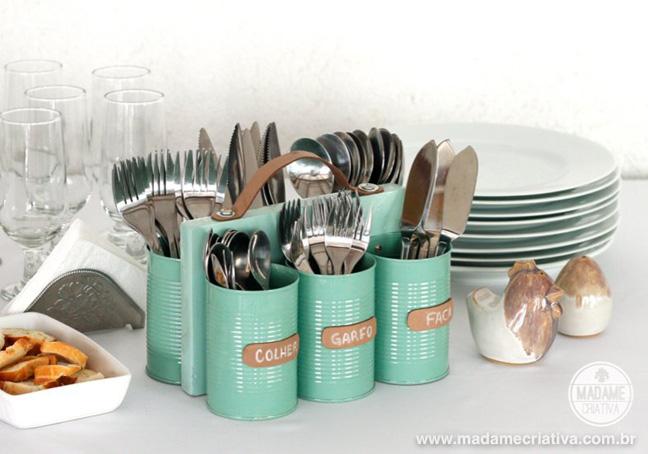 reutilizar las latas de aluminio 2