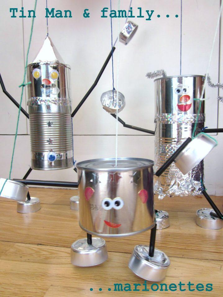 reutilizar las latas de aluminio 7