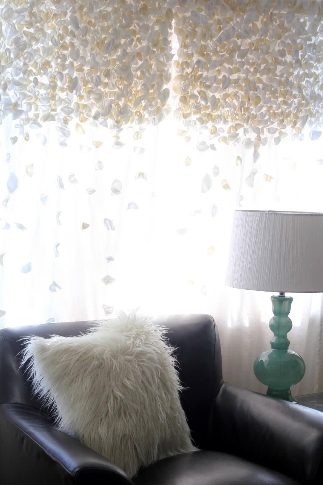 Cortinas Hermosas y Elegantes para la Sala de Estar