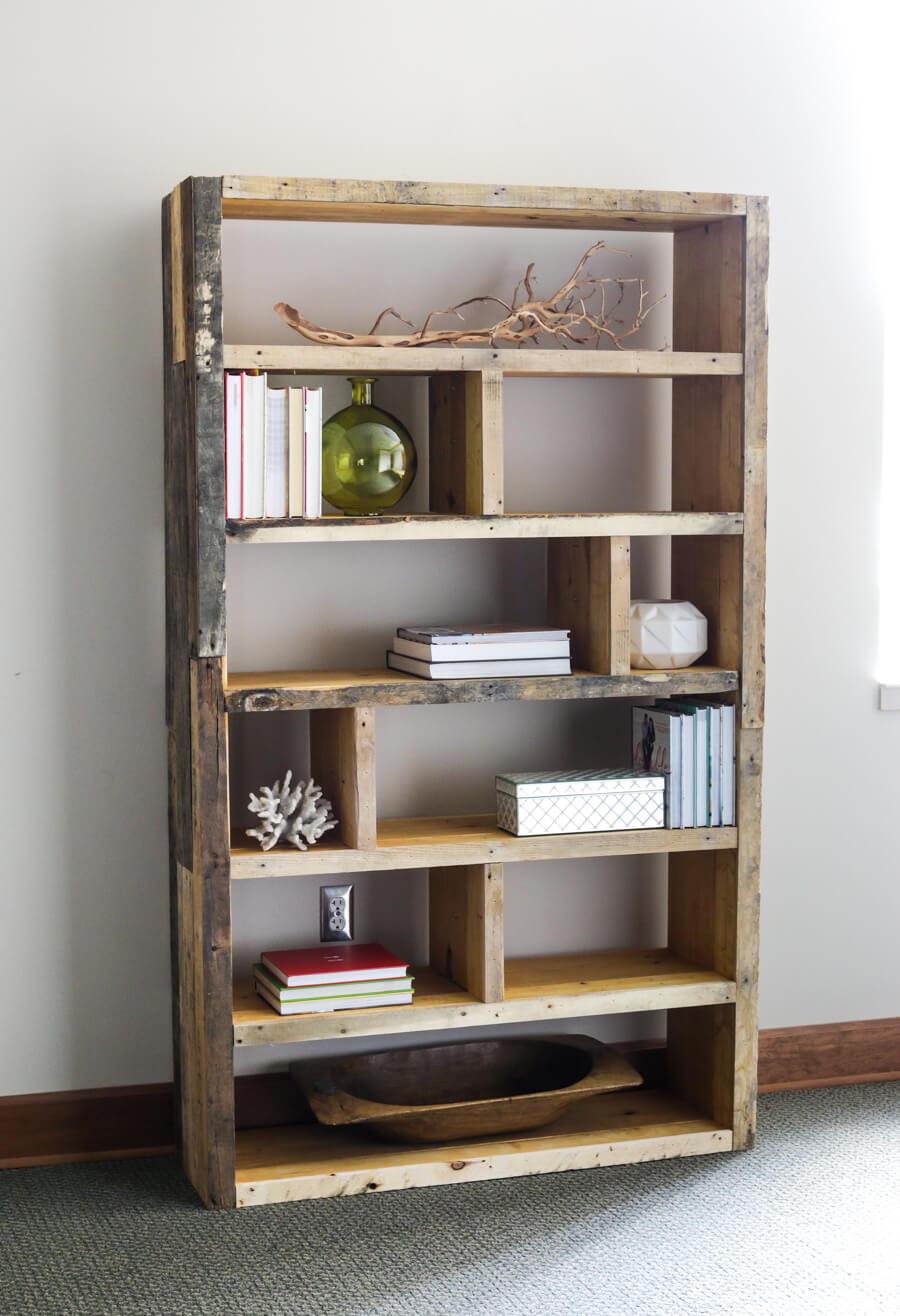 decoracion con cajas madera 10