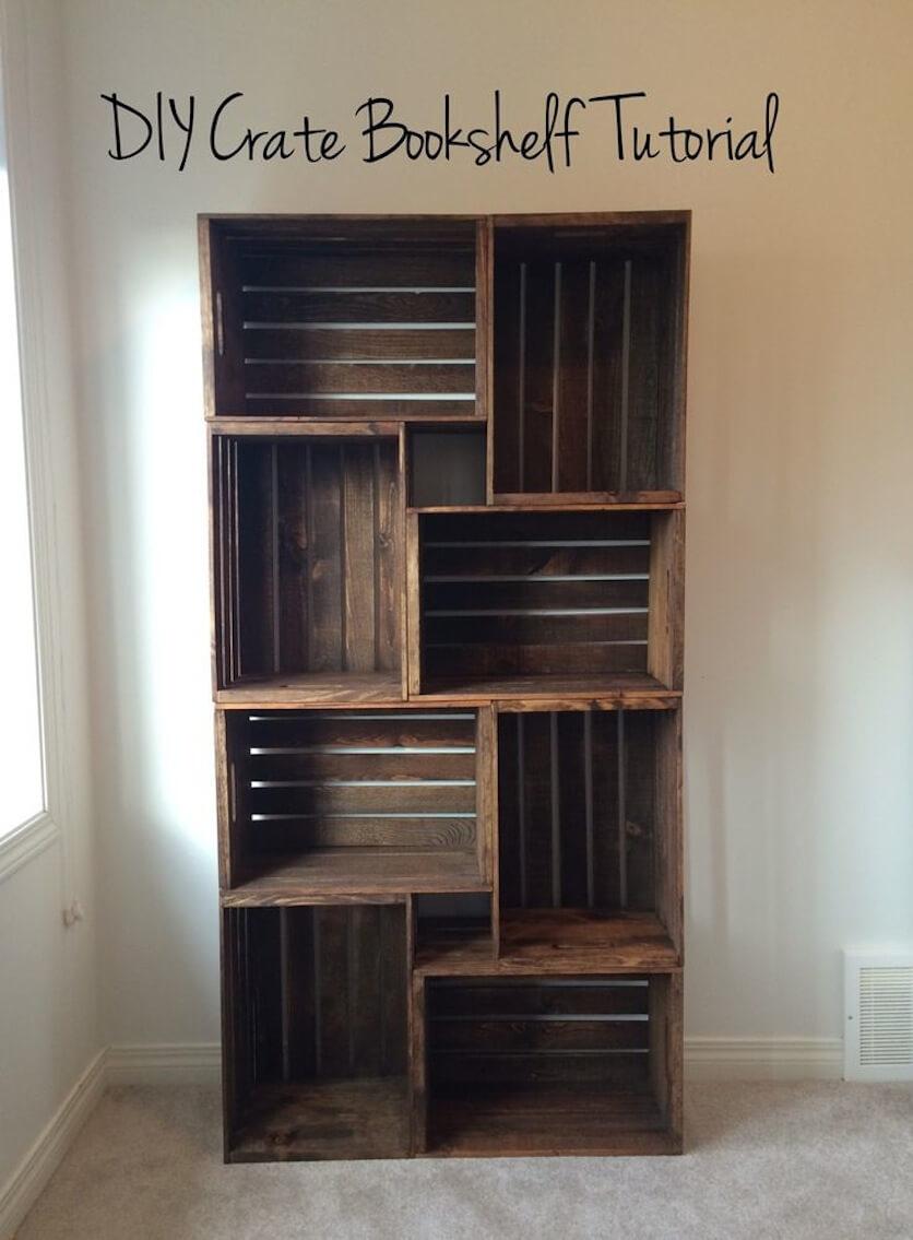 decoracion con cajas madera 11