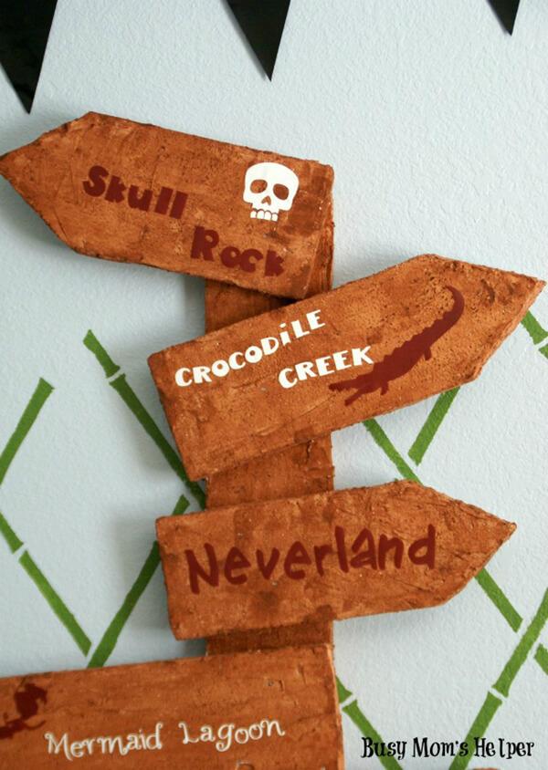 Ideas Creativas para la Decoraciones Cuartos Niños