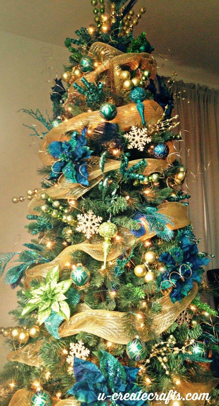 inspiradores arbol navidad 11