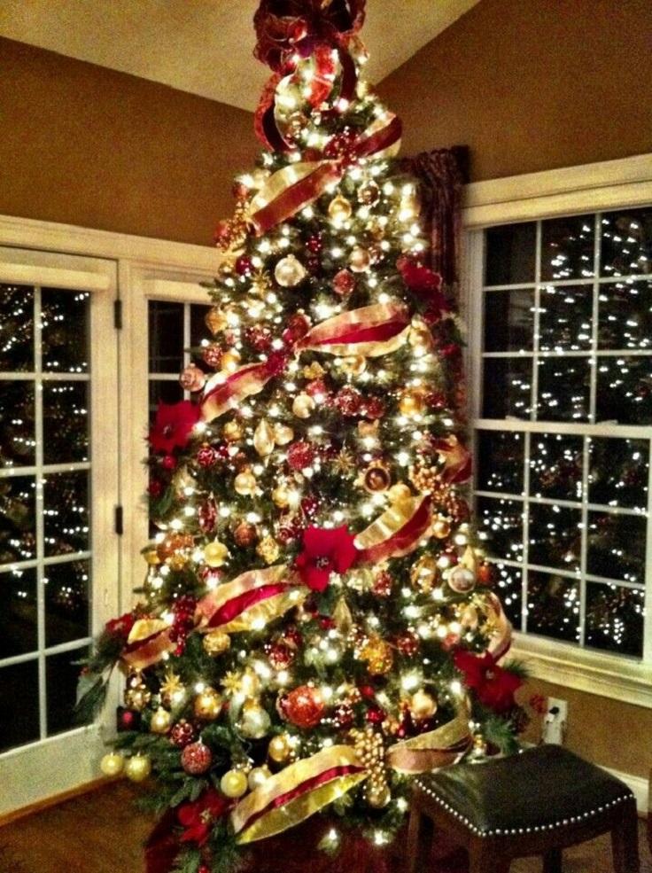 Inspiradores Diseños de Árboles de Navidad