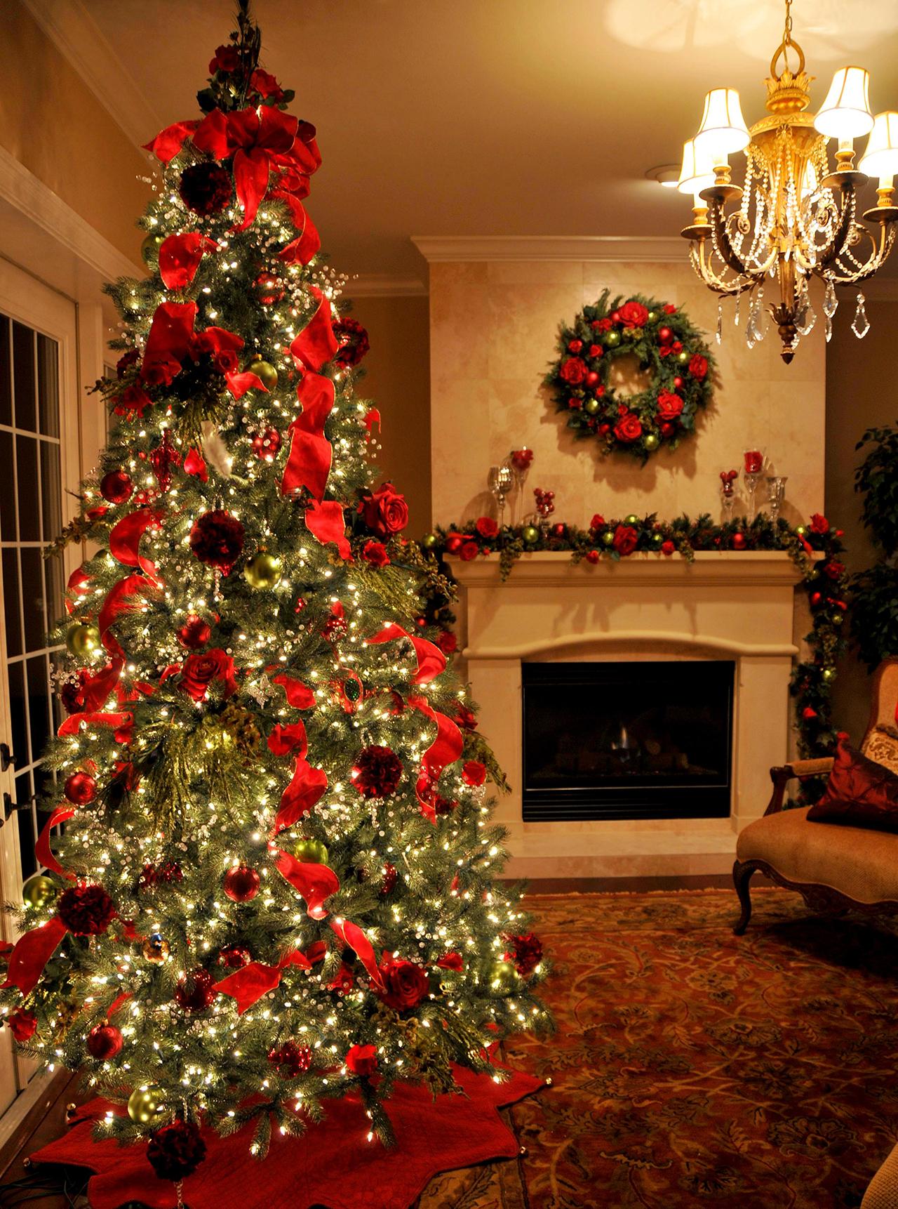 inspiradores arbol navidad