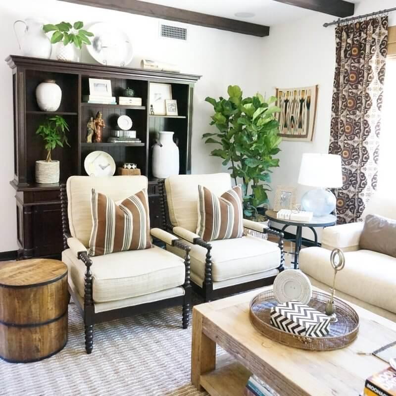 Ideas de Muebles de Sala Rústica