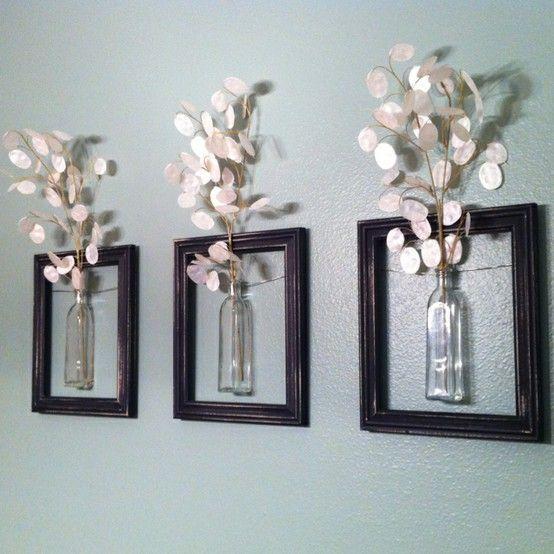decoracion con marcos vacios 11